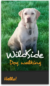 Thumbnail of WildSide Dog Walking on mobile